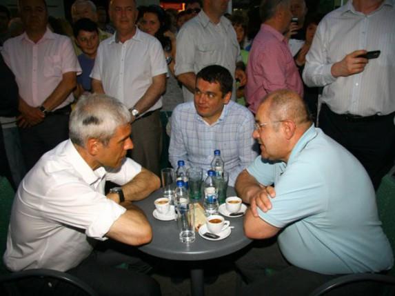Sastanak Tadića i Pastora u Subotici