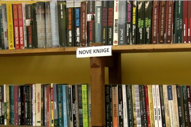 Gradska biblioteka obeležava mesec knjige u oktobru