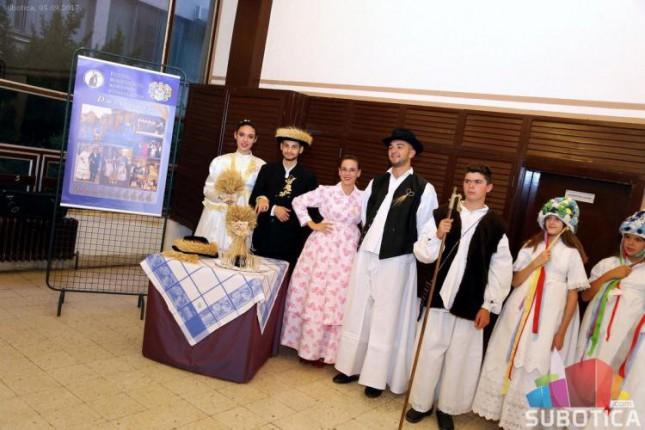Festival bunjevačkog stvaralaštva u znaku stogodišnjice Velike narodne skupštine