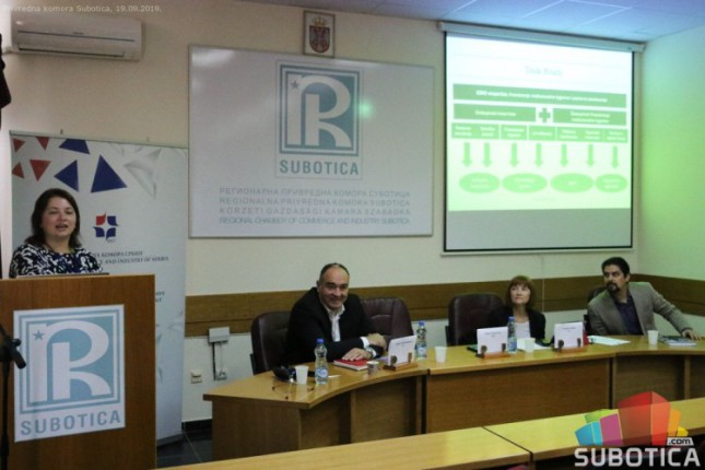 Predstavljena EBRD inicijativa za podršku razvoju i unapređenju međunarodne trgovine