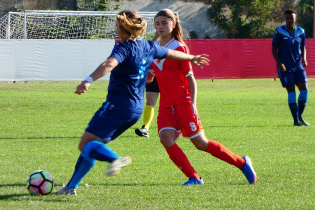 "Fudbal: ""Golubice"" deklasirale Vojvodinu (12:0)"