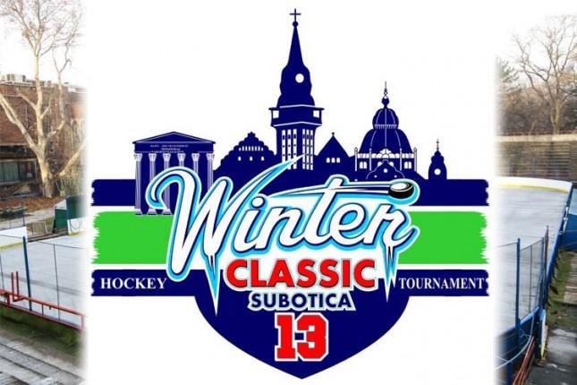 "Hokej: Međunarodni turnir veterana ""Winter Classic 2018"""