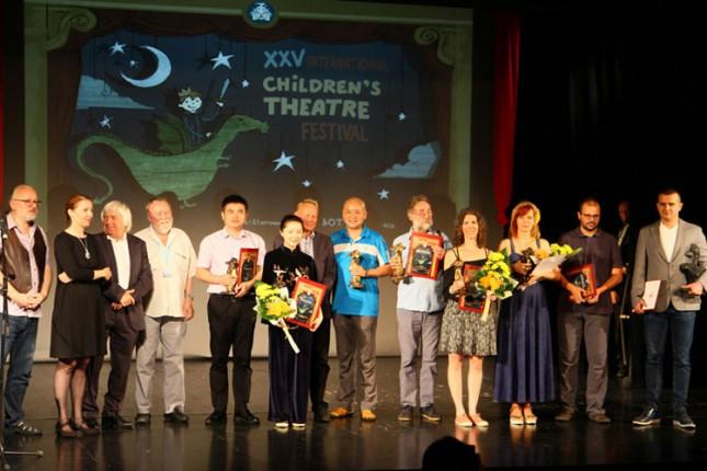 Završen 25. Međunarodni festival pozorišta za decu