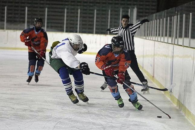 Hokej na ledu: Brojne aktivnosti mlađih kategorija Spartaka tokom proteklog vikenda