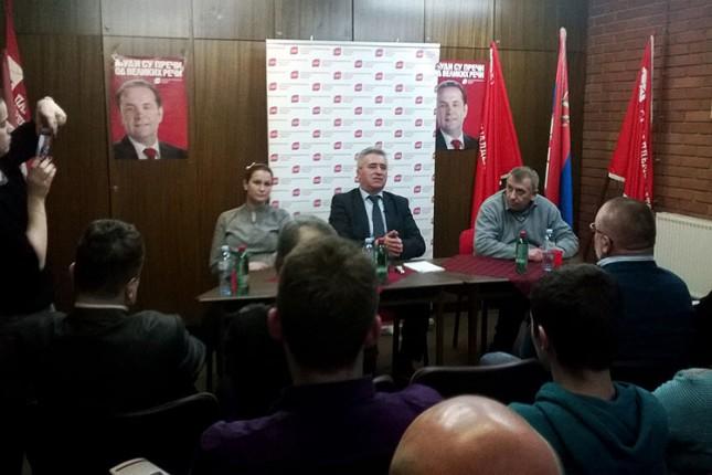 SDPS obeležila Dan stranke