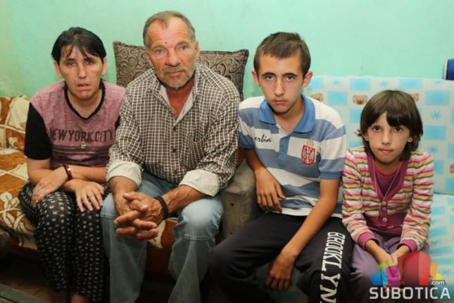 Porodici Rudić Vranić neophodna pomoć