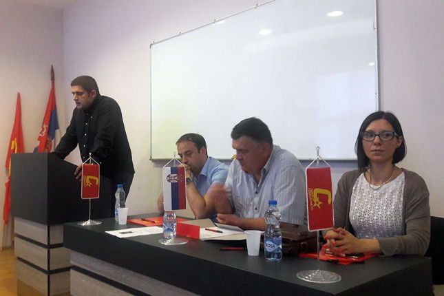 Predrag Bobić na čelu Pokreta socijalista