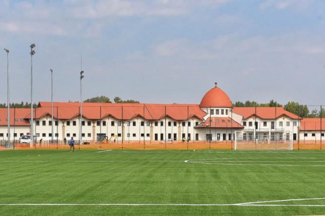 Orban na otvaranju Fudbalske akademije u Bačkoj Topoli