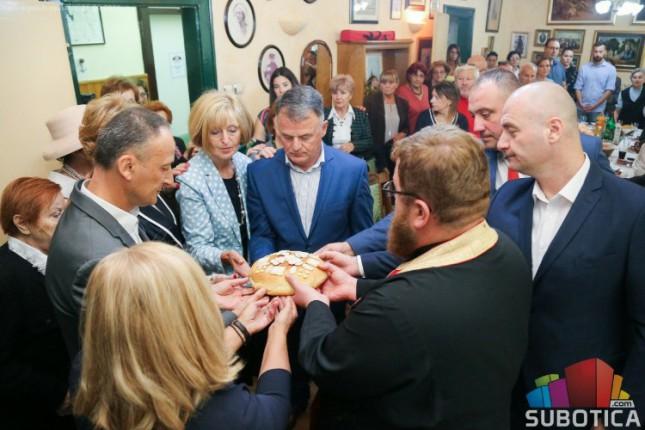 Kolo srpskih sestara proslavilo krsnu slavu Malu Gospojinu