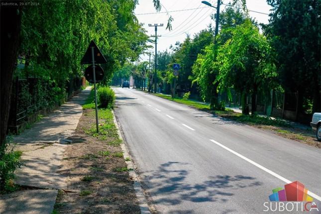 Završeno asfaltiranje Tesline ulice
