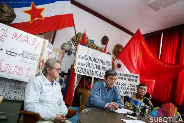 """UG """"Solidarnost"""" u problemu zbog kazne"""