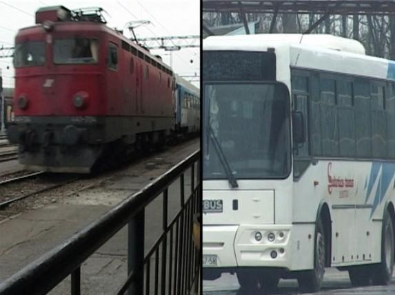 Autobus popularniji od voza