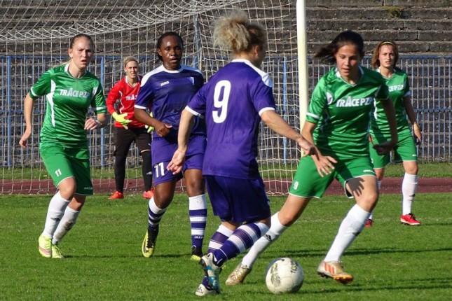 Fudbal (Ž): Spartak ubedljiv protiv Mašinca (6:0)
