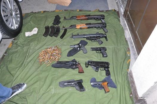 Osumnjičeni Subotičani za krijumčarenje oružja