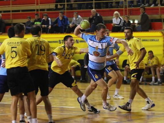 Pobeda rukometaša Spartaka protiv Dinama iz Pančeva