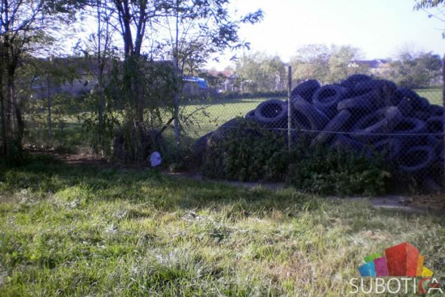 U Bajmoku pronađeno beživotno telo beskućnika