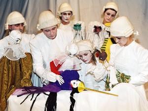18. Međunarodni festival pozorišta za decu