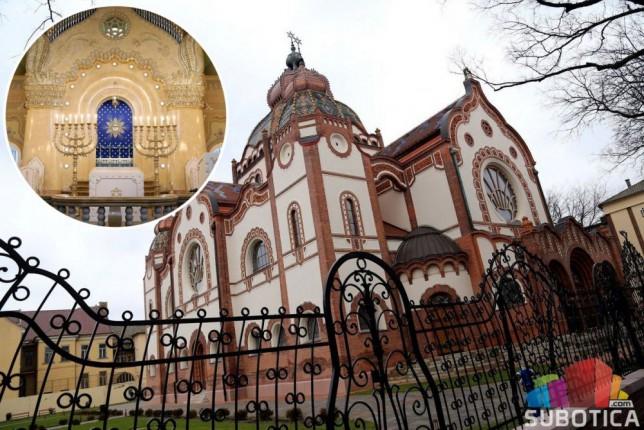 Sinagoga otvorena za turističke posete