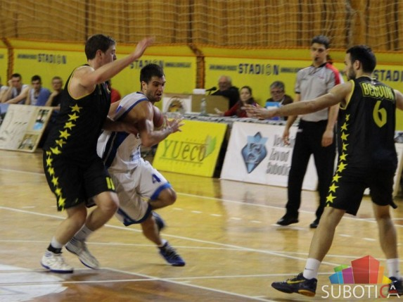 Pobeda košarkaša Spartaka protiv Beovuka (85:68)