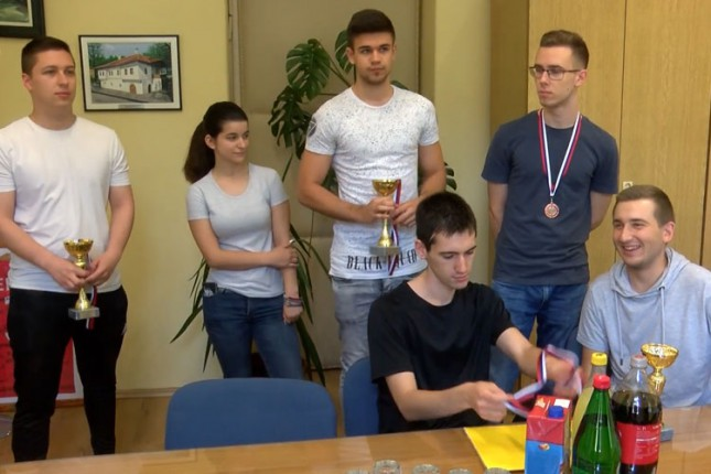 Učenici Tehničke škole osvojili pet medalja