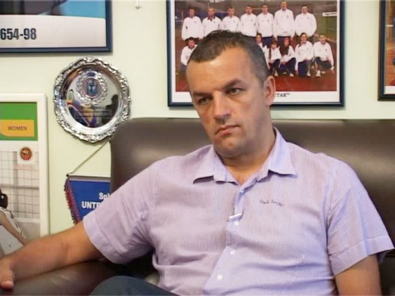 """Nemanja Simović: Stadion će se """"krpiti"""" do konačne rekonstrukcije"""