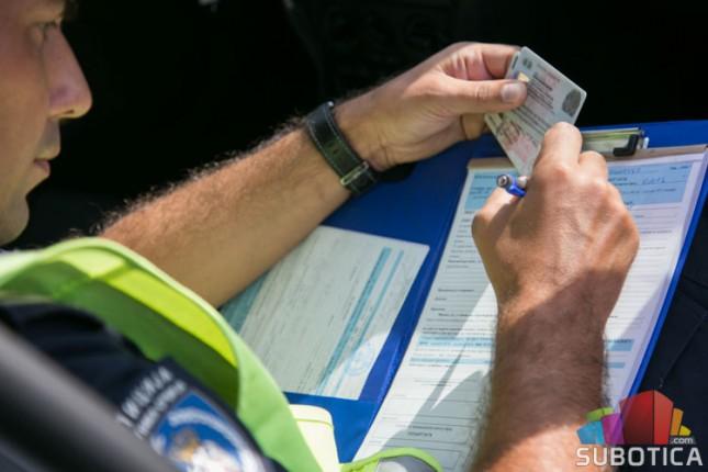 Sankcionisano više od 1.200 vozača tokom protekle sedmice
