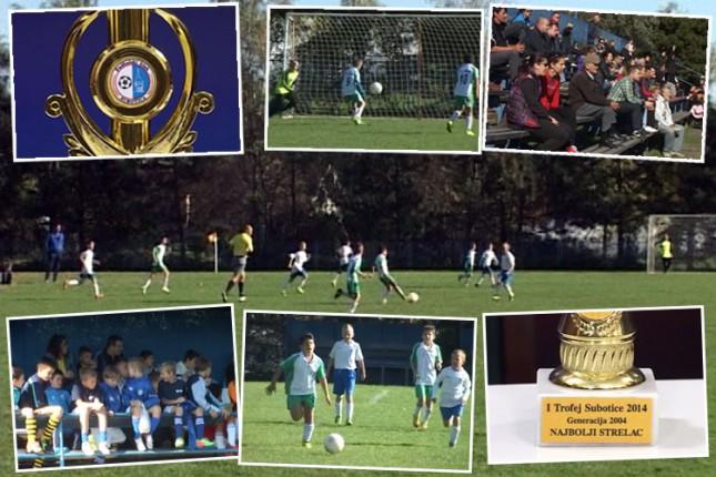 """Za vikend """"Trofej Subotice"""" u fudbalu za mlađe kategorije"""