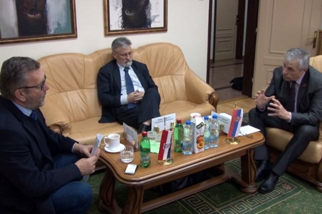 U Privrednoj komori razgovarano na temu unapređenja saradnje sa Hrvatskom