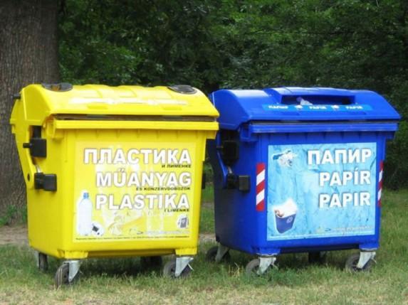 Selektivni otpad pretvoren u smetlište (Zelena ostrva)