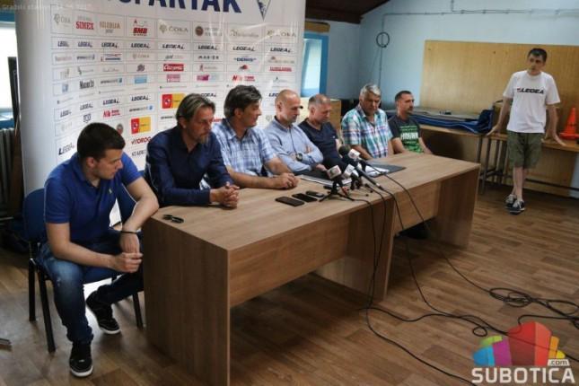 Fudbaleri Spartaka na okupu pred početak priprema za novu sezonu