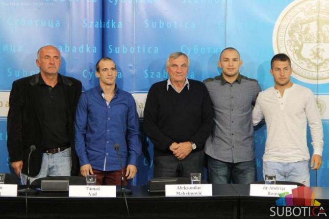 """Šampionske ambicije Rvačkog kuba """"Spartak"""""""