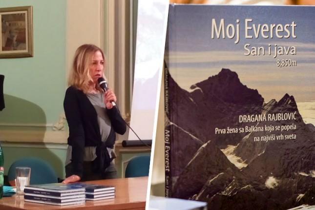 Dragana Rajblović - žena sa vrha sveta