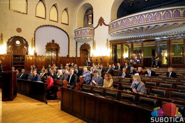 Skupština grada o ostvarenju budžeta