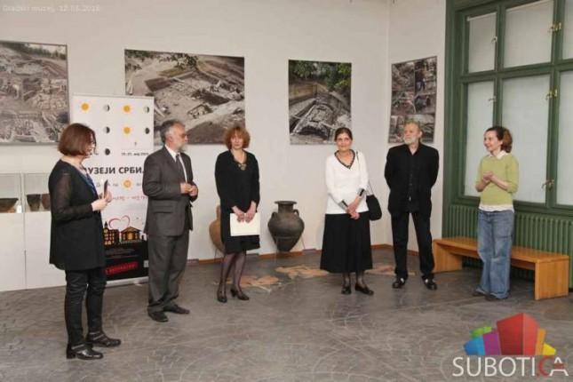 """Otvorena izložba """"Centralni Balkan između grčkog i keltskog sveta"""""""
