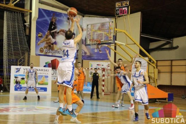 Košarkaši Spartaka savladali Metalac (74:68)