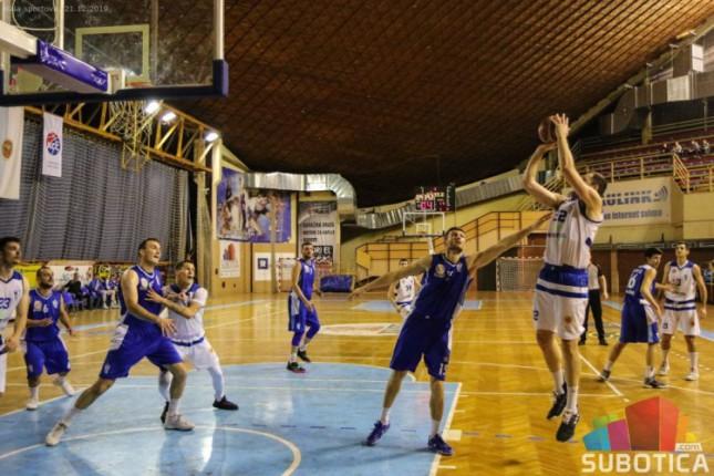 Košarka: Spartak u subotu dočekuje Zdravlje iz Leskovca