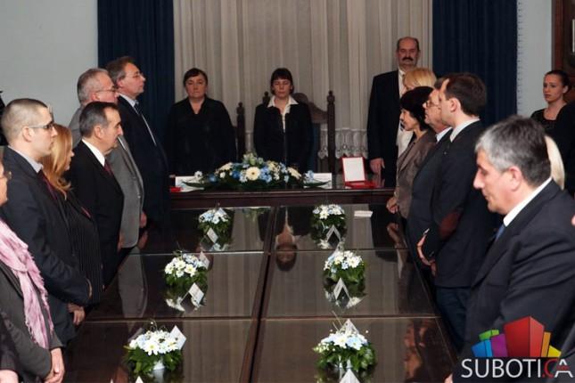 Obeležen Dan osnivanja Nacionalnog saveta bunjevačke nacionalne manjine