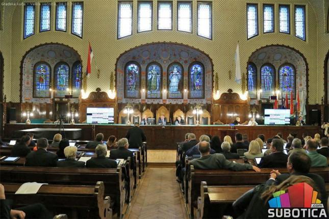 Održana 11. sednica Skupštine grada