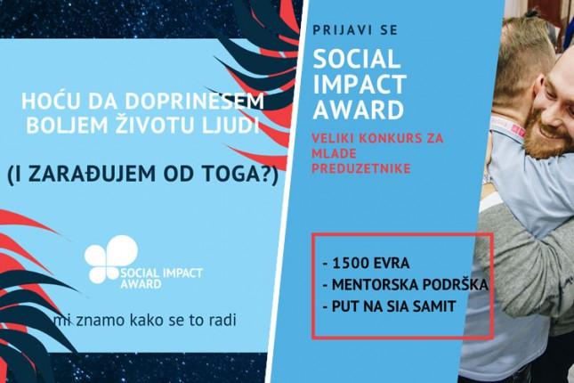 Konkurs za mlade društvene preduzetnike