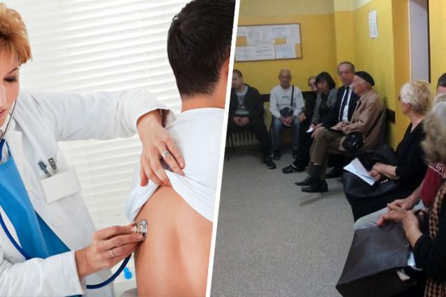Pregledano 150 sugrađana u akciji Opšte bolnice i Doma zdravlja