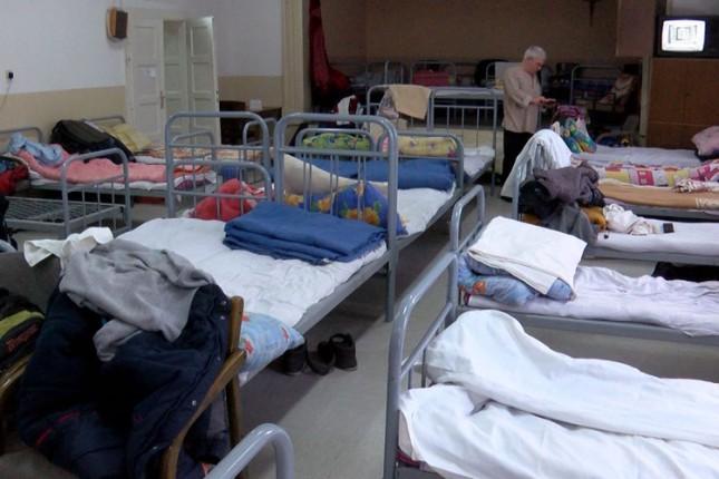 Prihvatilište za beskućnike od 15. januara zatvoreno, po potrebi će se ponovo otvoriti