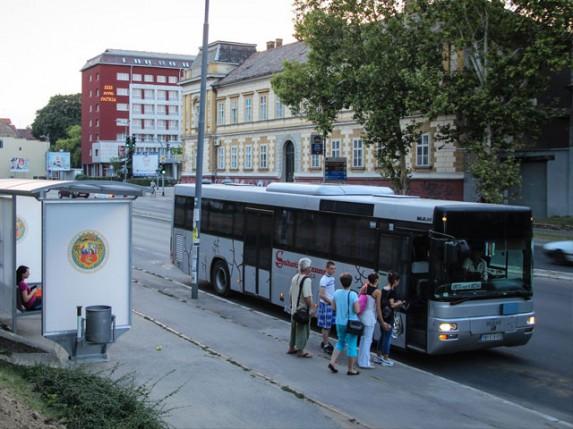 Novi red vožnje gradskog autobuskog prevoza