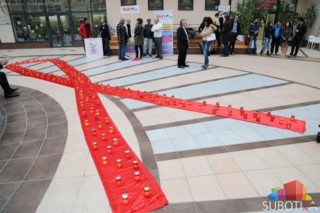 Međunarodni dan sećanja na preminule od side
