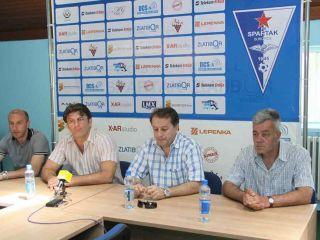 Saopštenje FK Spartak povodom incidenta