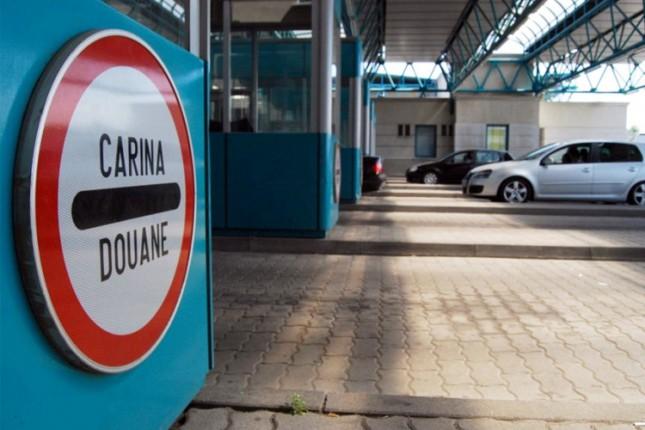 Kilometarske kolone na ulazu u Srbiju