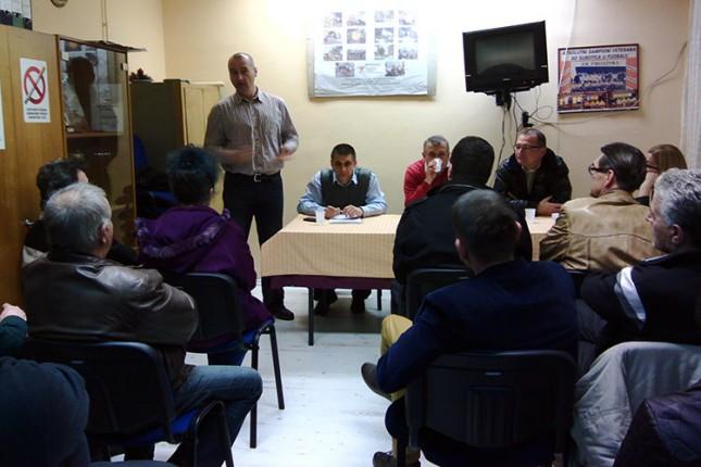 SDPS: osnovan mesni odbor Prozivka