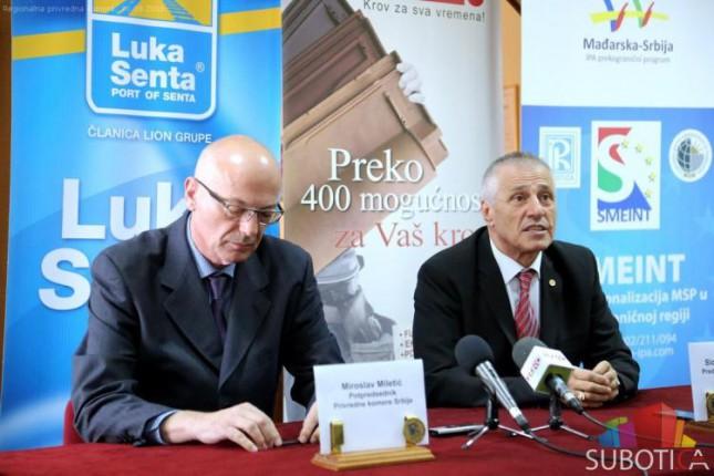 Regionalna privredna komora pripojena Privrednoj komori Srbije