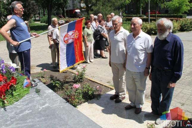 Potomci ratnika Srbije iz Prvog svetskog rata na proputovanju po Evropi obišli Suboticu