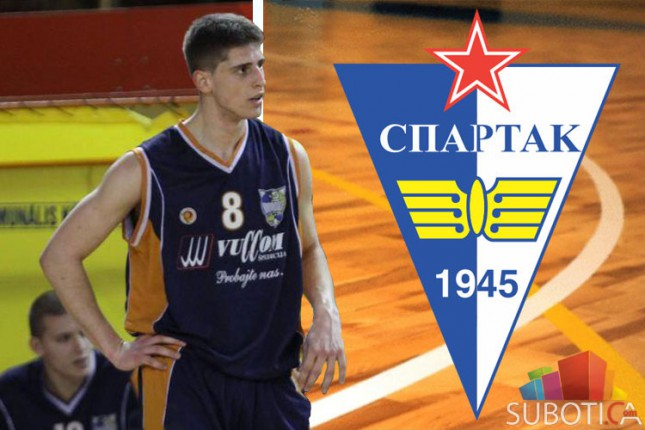 "Nikola Kočović novi plejmejker KK ""Spartak"""