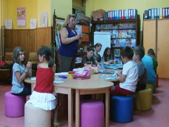 Kreativne radionice i saveti Dečijeg odeljenja Gradske biblioteke